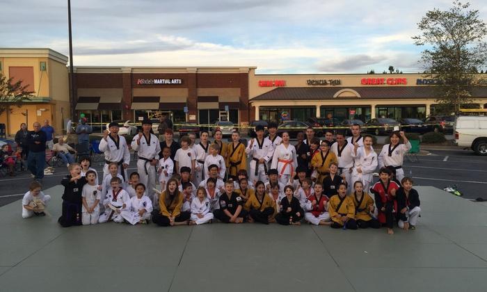 Kma Martial Arts - Villa Rica: Four Weeks of Unlimited Martial Arts Classes at KMA MARTIAL ARTS (81% Off)