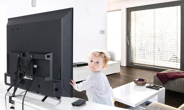 Child Safe Anti Tip Tv Safety Strap 1 Or 2 Pack
