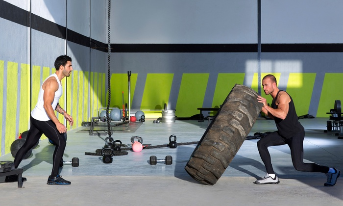 Pariah Crossfit - Airport: One Month of Unlimited CrossFit or Fundamental Classes for One or Two at Pariah Crossfit (Up to 57% Off)