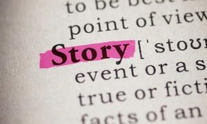 Personal Storytelling Event: Share Your Story with Thingtide Show & Tale