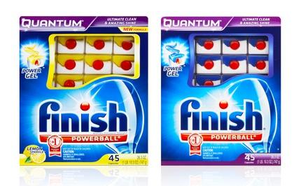 finish quantum how to use dishwasher