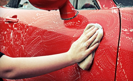 One Basic Hand Wash - Liberty Mobile Auto, Boat & RV Detailing Inc in