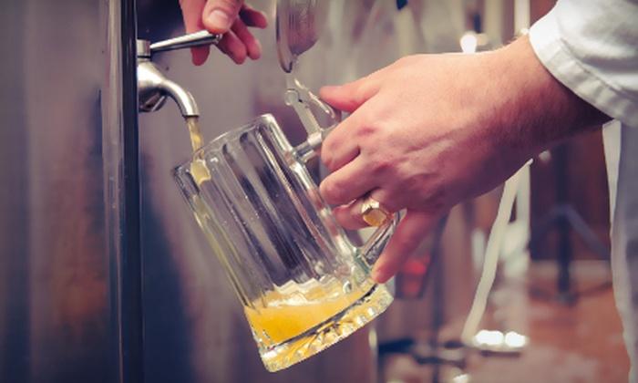 Colorado Brew Tours - Denver: $95 for a Super Saturday Brew Tour for Two from Colorado Brew Tours ($199 Value)