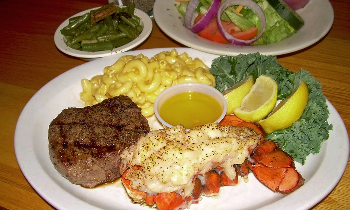 Tierney's Cafe & Tavern - Main Street Village: American Food at Tierney's Café & Tavern (Up to 47% Off). Three Options Available.