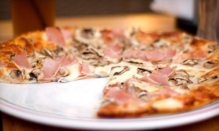 Doh Boys Pizza - Farmington: $20 for a Four-Pizza Punch Card at Doh Boys Pizza ($46.96 Value)