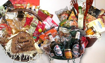 $25 for $50 Worth of Gift Baskets at Kit & Kaboodles