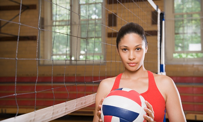 Dynamic Impact Volleyball Club - Roselle: $49 for a Three-Day Girls' Volleyball Camp from Dynamic Impact Volleyball Club ($125 Value). Six Options Available.