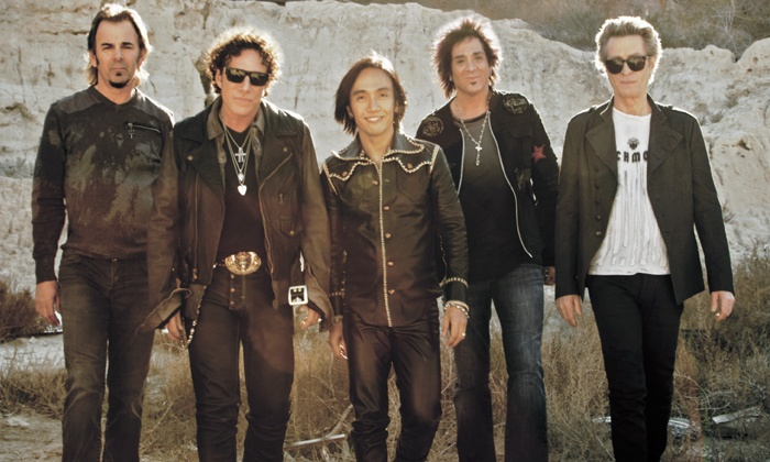 Journey & Steve Miller Band - MIDFLORIDA Amphitheatre: Journey and Steve Miller Band at MIDFLORIDA Credit Union Amphitheatre on Saturday, March 14 (Up to 50% Off)