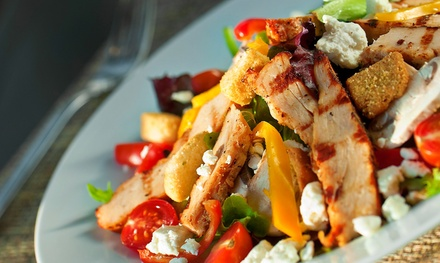 $16 for $30 Worth of American Food at The Garden Grille & Bar