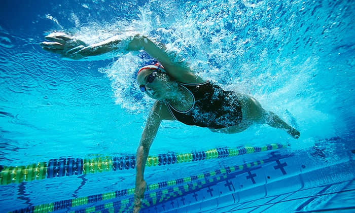 Saratoga Star Aquatics - Saratoga Star Aquatics: $39 for a Four-Week Children's Swimming Course at Saratoga Star Aquatics ($78 Value)