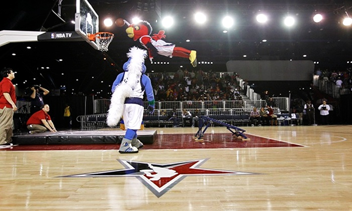 NBA All-Star Jam Session - Lower Garden District: $14 for One Admission to NBA All-Star Jam Session at New Orleans Convention Center on February 13, 14, or 16 ($24 Value)