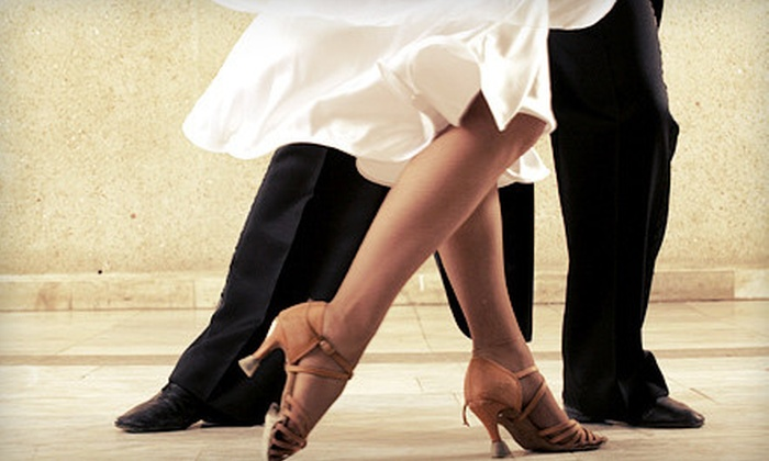 DANCE on the Vine - Central Business Park: $45 for Six Group Ballroom Classes for One at DANCE on the Vine ($90 Value)