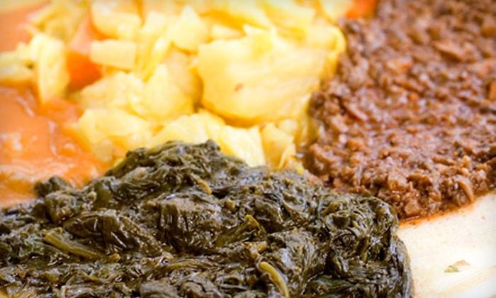 Ahadu Restaurant - Fairview Park: $25 Worth of Ethiopian Food