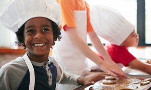 Lil' Chef School: One or Three Kids' Cooking Classes for One, or a Kids' Cooking Class for Two at Lil' Chef School (Up to 52% Off)