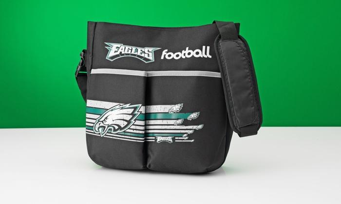 Nfl Messenger Diaper Bag