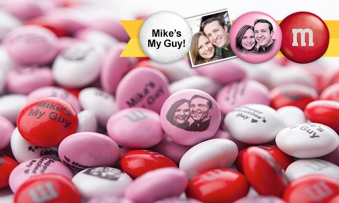 MyMMs.com: Personalized Gifts, Party Favors, and M&M's from MyMMs.com ( 50% Off ). Two Options Available.
