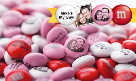 Personalized Gifts, Party Favors, and M&M's from MyMMs.com (Half Off). Two Options Available.