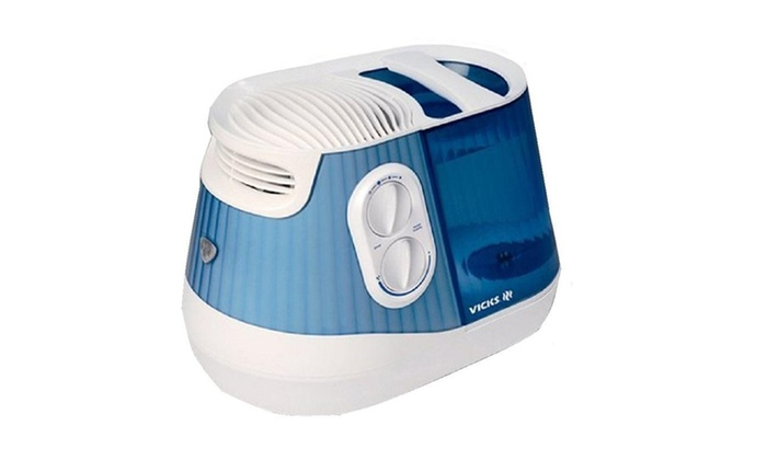 how to clean vicks humidifier with bleach