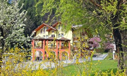 Trentino: fino a 7 notti con mezza pensione, Spa e massaggio Hotel Bella di Bosco