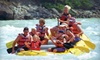 Up to 55% Off Whitewater Rafting for 2, 4, or 8