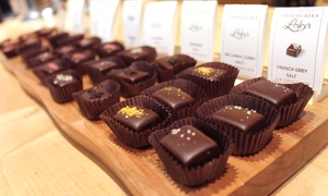 The Chocolate Box: CHOCOLATE! Wonderful Chocolate! Chocolate Experience for One or Two from The Chocolate Box (41% Off)