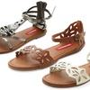 Unionbay Sherman and Nemo Girls' Sandals
