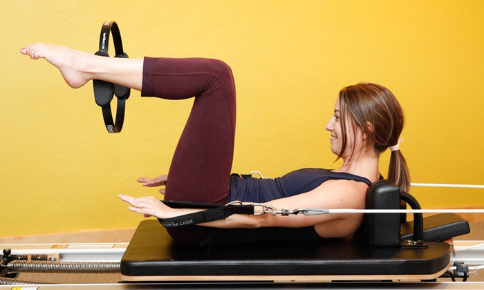 YOLO Pilates - East Bench: Pilates Class Packages at YOLO Pilates (Up to 67% Off). Three Options Available.