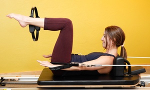 YOLO Pilates: Pilates Class Packages at YOLO Pilates (Up to 71% Off). Three Options Available.