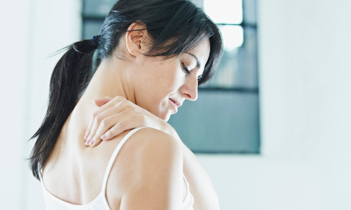 Dr. John Artis - Tinley Park: $45 for Four-Visit Chiropractic Package at Health on Earth Wellness: Tinley Park, Dr. Artis($580 Value)