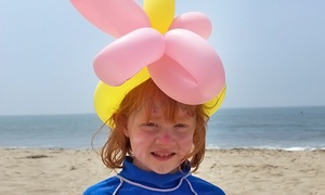 $229 For Any Four Days Of Summer Beach Camp For One Child At Fitness By The Sea ($318 Value)