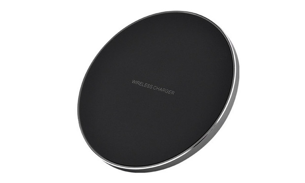 Qi Wireless Charging Pad for iPhone X/8/8 Plus and Samsung Smartphones: One ($19.95) or Two ($36.95)