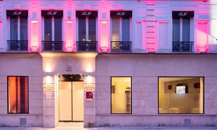Parijs: standaard kamer voor twee met ontbijt en Seinecruise bij Hotel Opera Vivaldi