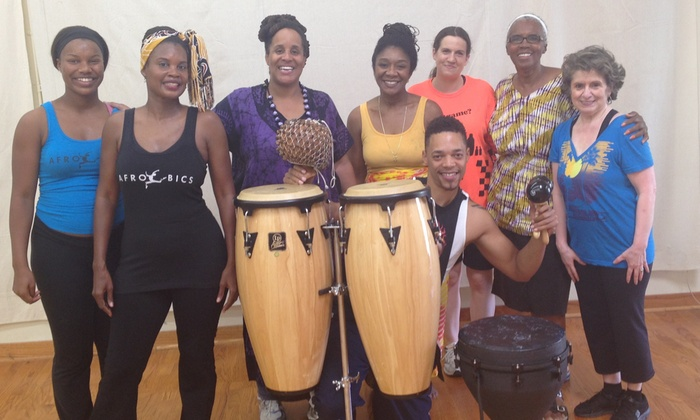AFROBICS - El Rio East: Up to 50% Off Fitness Dance Classes at AFROBICS