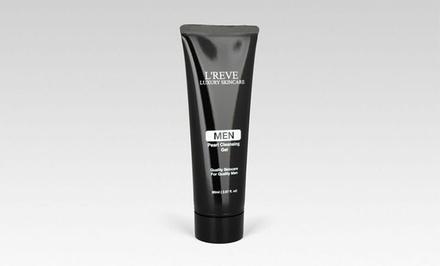 L'Reve Luxury Skincare Men's Pearl Cleansing Gel