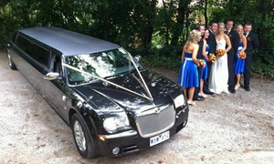 CK's Limousine Services: $249 for One-Hour Stretch Limousine Hire for up to 11 People with CK's Limousine Services (Up to $450 Value)