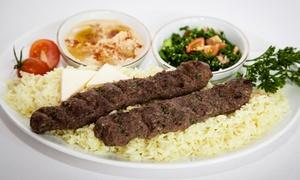 Barada Kabob: $15 for Three Groupons, Each Good for $8 Worth of Mediterranean Cuisine at Barada Kabob ($24 Value)