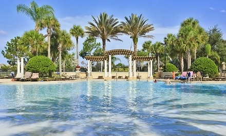 3 Nights for Up to Six in a Three-Bedroom Unit at Global Resort Homes in Greater Orlando, FL. Combine Up to 6 Nights.