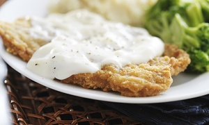 River Smokin: Home-Cooked Meal for Two, Four, or Take-Out at River Smokin (Up to 43% Off)
