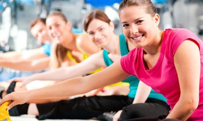 Anytime Fitness - Multiple Locations: $39 for a Two-Month Membership with Tanning and a Personal-Training Session at Anytime Fitness (Up to $249 Value)