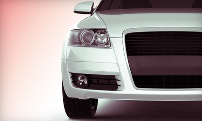 Curbside Mobile Detailing - San Diego: Full Mobile Detailing with Headlight Restoration for a Car, Truck, or SUV from Curbside Mobile Detailing (51% Off)