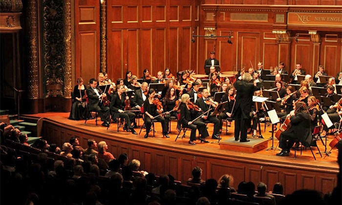 Boston Philharmonic Orchestra presents Mahler's Symphony No. 9 - Symphony Hall: Boston Philharmonic Orchestra Presents Mahler's Symphony No. 9 on Friday, April 25, at 8 p.m. (Up to 40% Off)