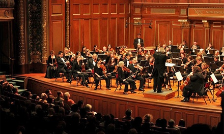 Boston Philharmonic Orchestra Presents Mahler's Symphony No. 9 on Friday, April 25, at 8 p.m. (Up to 40% Off)