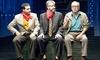 """Old Jews Telling Jokes"" - Scherr Forum: ""Old Jews Telling Jokes"" at Scherr Forum-Thousand Oaks Civic Arts, March 5–8 (Up to 50% Off)"