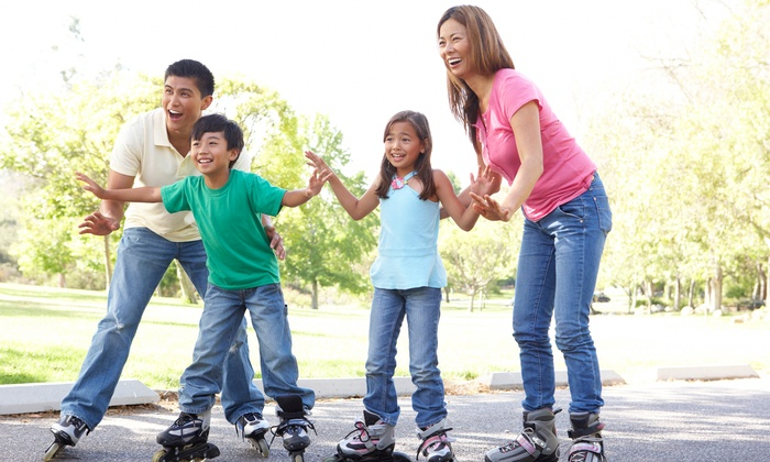 Skateland Rollersport - Fairfield: $22 for $52 Worth of Roller Skating — Skateland Rollersport