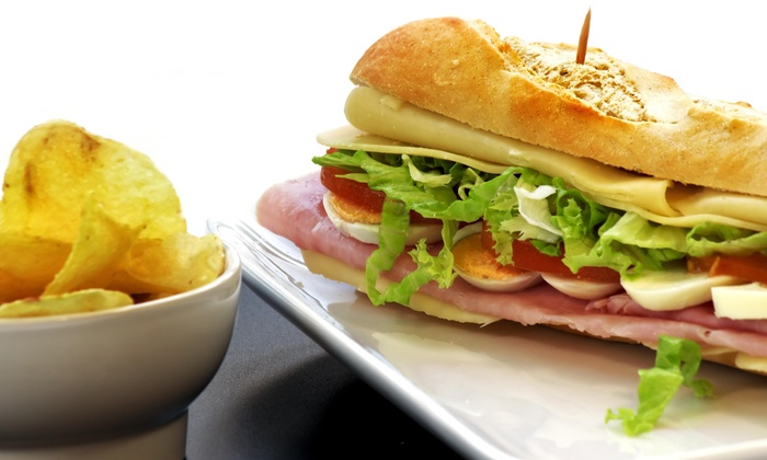 Subway - Richmond Heights:  A Second 6 inch Sandwich When You Buy a Six inch Combo Meal at Subway