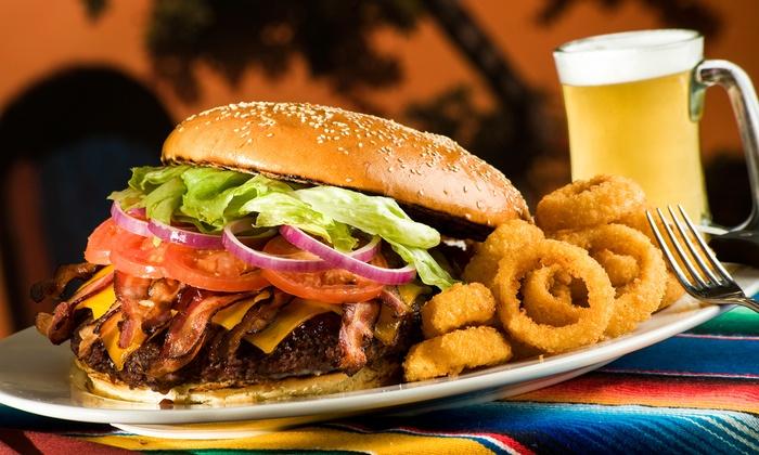 Stout Brothers Irish Pub and Restaurant - Santa Rosa: $11 for $20 Worth of Pub Food at Stout Brothers Irish Pub and Restaurant