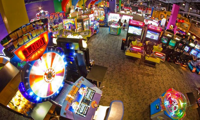 GameRoom - Sawgrass Mills: Two-Hour Arcade-Gaming Cards and $6 Credits for Two or Four at GameRoom (64% Off)