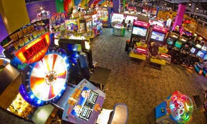 GameRoom: Two-Hour Arcade-Gaming Cards and $6 Credits for Two or Four at GameRoom (60% Off)