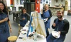 Dream Catchers - Downtown Colorado Springs: Two-Hour BYOB Painting Class for Two or Four at Dream Catchers (Up to 36% Off)