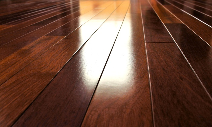 Quality Cleaning 360 - Hickory Square: Hardwood Floor Cleaning or Tile and Grout Cleaning from Quality Cleaning 360 (Up to 54% Off)
